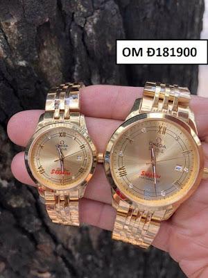 Đồng hồ cặp đôi OM Đ181900