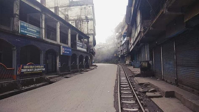 Janata Curfew in Darjeeling Jorebunglow