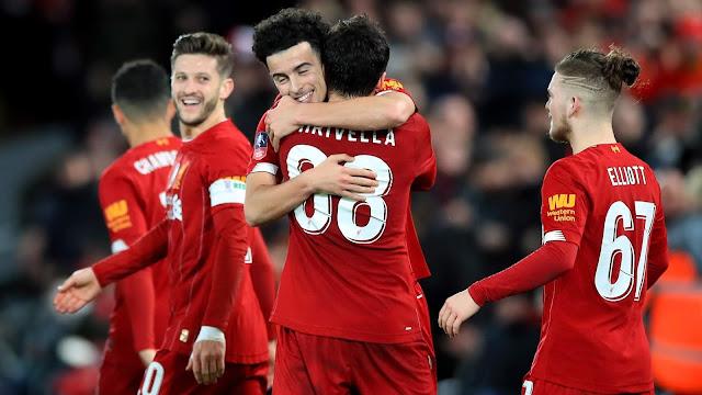 ليفربول يحسم الديربي ويتأهل إلى رابع أدوار كأس الإتحاد الإنجليزي