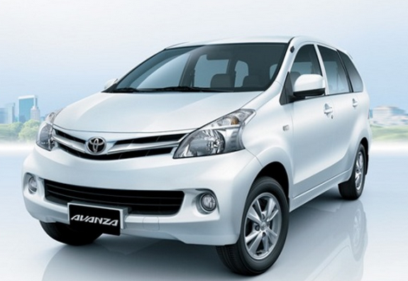 2015 Toyota Avanza in UAE