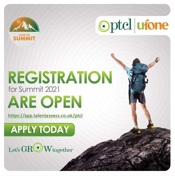 Ufone PTCL Summit Management Trainee Program 2021  40,000 Stipend  How to Apply   Internships 2021