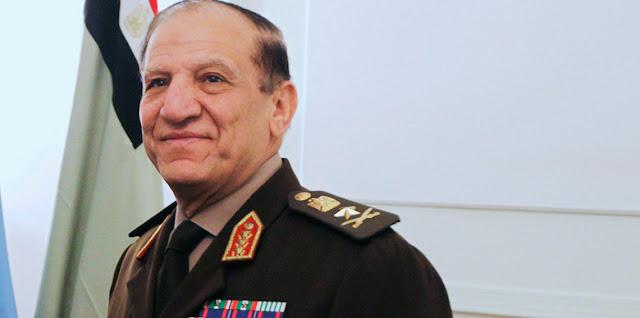 التحفظ علي ممتلكات سامي عنان بعد الإعلان عن ترشحة لرئاسة الجمهورية