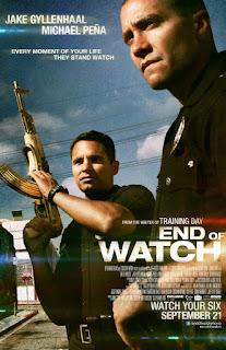 Sinopsis Film End of Watch (2012)