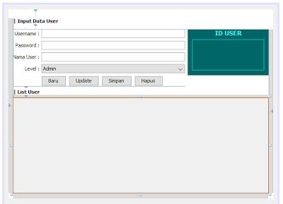 Cara Membuat Login Java Desktop