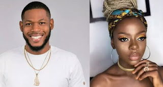 BBNaija: Nigerians React As Frodd Sends Diane Home