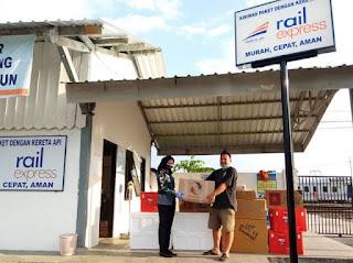 Rail express malang
