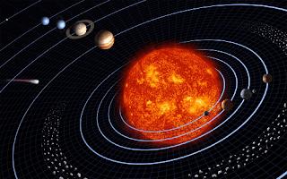 الأرض في الكون