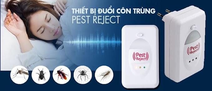 Máy đuổi côn trùng có cắm điện