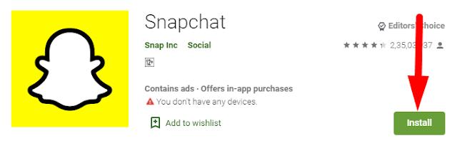 Snapchat किस देश का App है