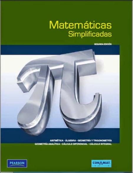 Matemáticas Simplificadas 2da Edicion en pdf