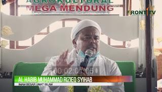 Pesantren FPI di Megamendung Disomasi PTPN, Habib Rizieq: Saya Beli dari Petani Bukan Ngerampok