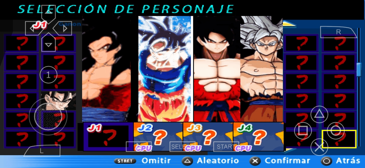 DBZ TTT Mod with Permanent Menu DOWNLOAD