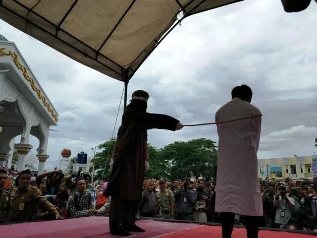 Aceh Resmi Berlakukan Hukum Islam