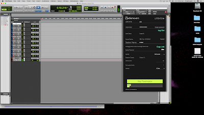 ProTools Session Set-Up