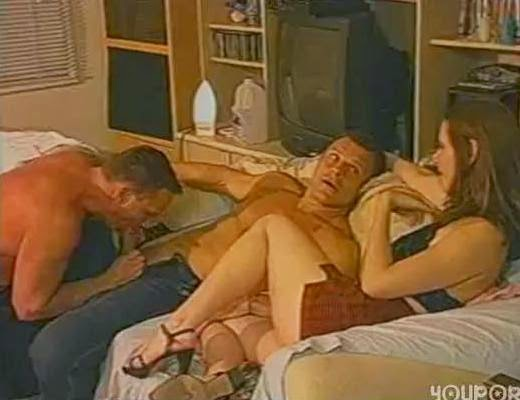 image Muscle stud fucks wife in multiple positions until both orgasm