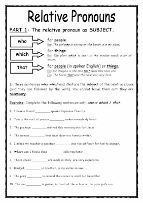 Printables Relative Pronouns Worksheets 4th Grade relative pronouns worksheet grade 4 f info 2017 theme of the dayrelative 4