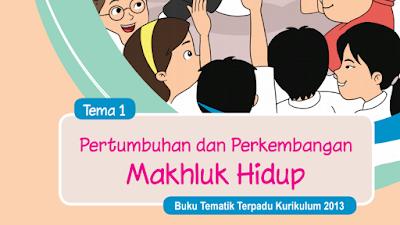 buku kelas 3 sd tema 1