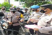 Persiapan Pengamanan Pilkades, Kapolsek Cadasari Lakukan Pengecekan Randis