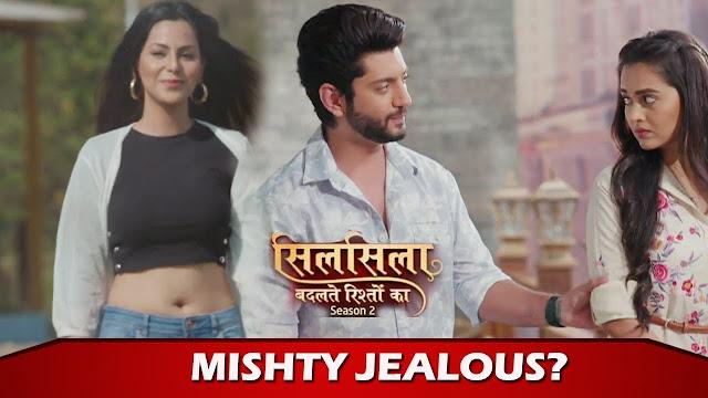 Silsila Badalte Rishton Ka 2 Spoiler : New girl Janhvi Nikki in Veer Ruhaan's life