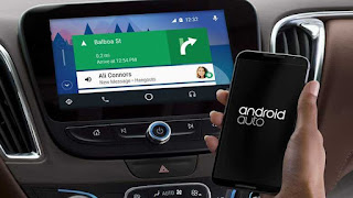 Android Auto - Google Maps, Media & Messaging Updated Version: 4.5.592853 for Android on www.DcFile.com