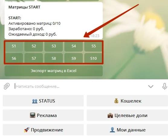 Инвестирование в Status 7.0 2