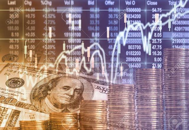 dólar cae y bolsa ssuben