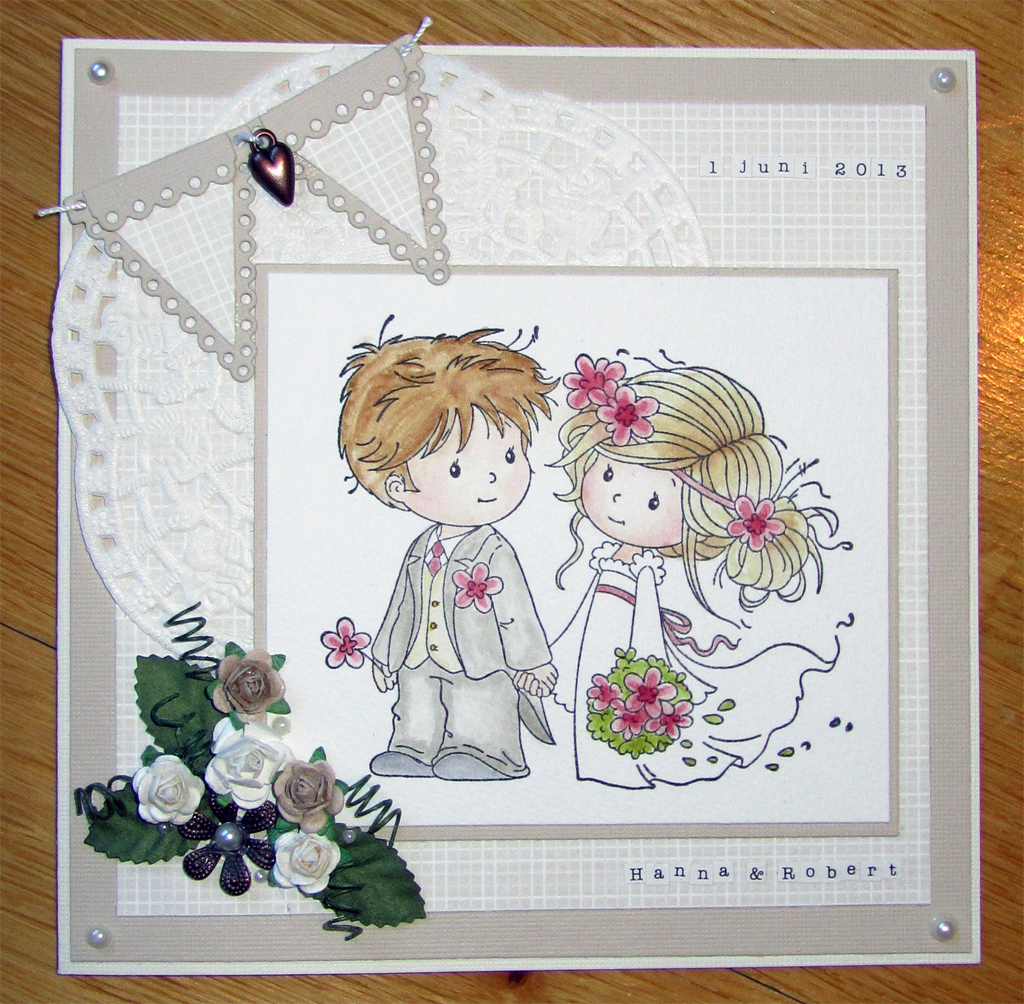 grattis till bröllopet kort En liten bit av mig: 2 kort till samma bröllop grattis till bröllopet kort