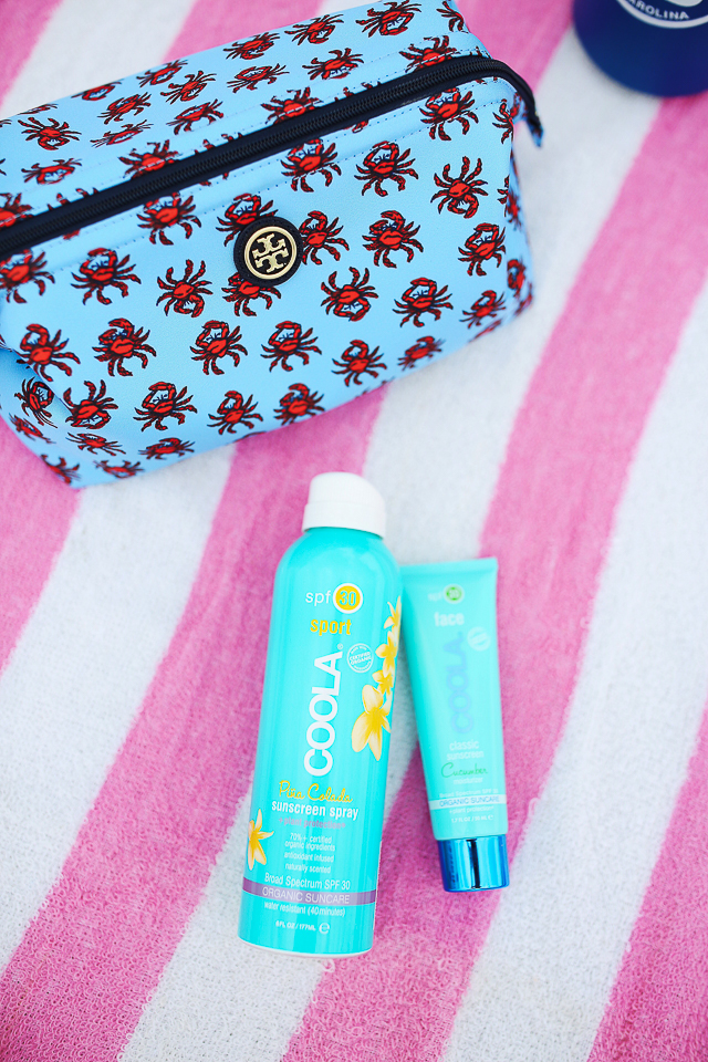 COOLA sunscreen is the best!