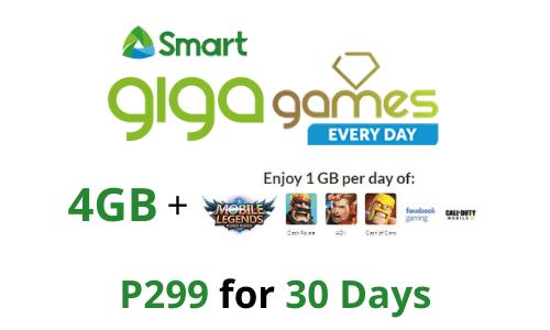 Smart GIGA GAMES 299