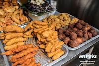 Indisches Essen in Kuala Lumpur. www.WELTREISE.tv