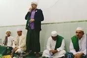 Habib Abu Jibril Basyaiban Hadiri Pembukaan Sholawat Nur Hidayah Ditengah Pandemi.
