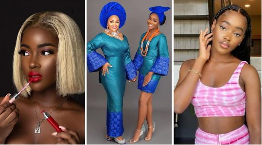 """""""Happy Birthday To The First Fruit Of My Womb"""" - Mercy Aigbe Celebrates Daughter On Her 20th Birthday (Photos)"""