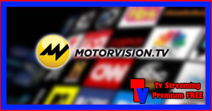 Live Streaming TV - Motorvision TV