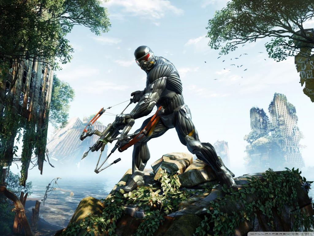 Crysis 3 Greath Hd Game Wallpaper Pc