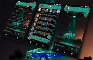 Ship On Car Theme For YOWhatsApp & KM WhatsApp By Vinícius