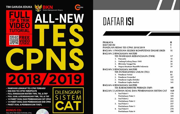 Download Buku Soal Cpns 2018 2019