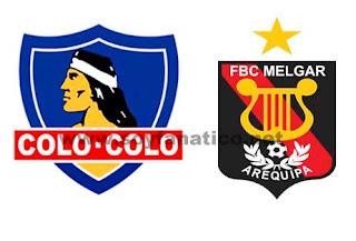 Colo Colo vs Melgar 2016