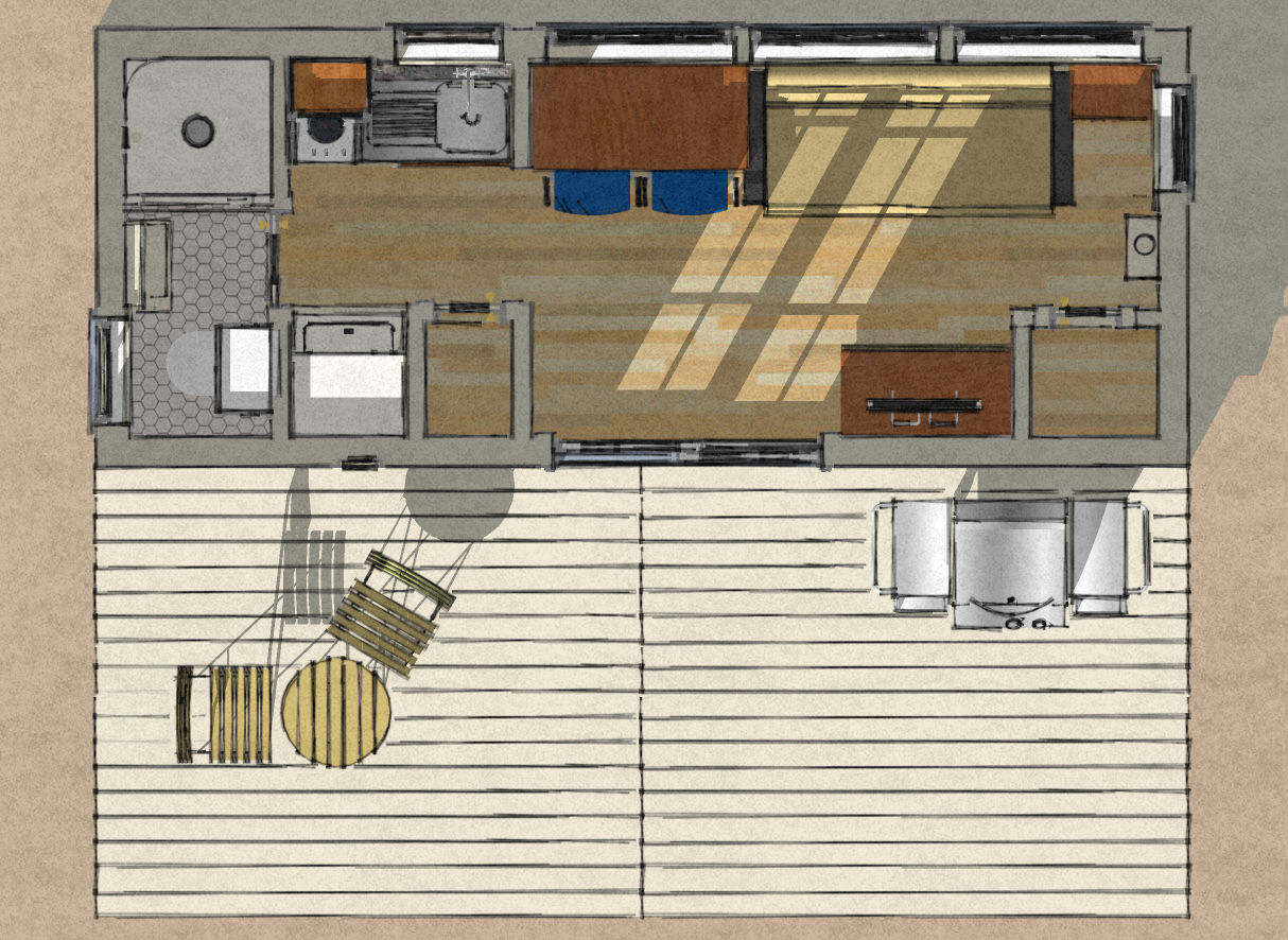 Container Home Floor Plans: Making the Right Decision ~ Container ...