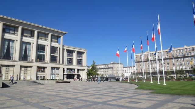 UNESCO-Weltkulturerbe in Le Havre: Architektur von Auguste Perret