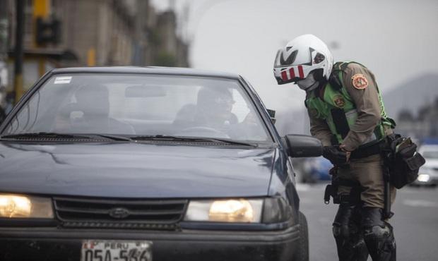 Mininter: Pase vehicular es solo para quienes laboran en actividades esenciales