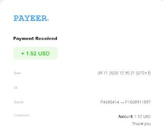 Yougetprofit Payout