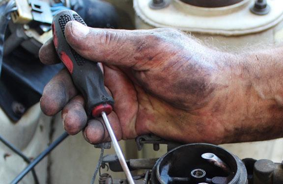 Carburetor Out of Adjustment
