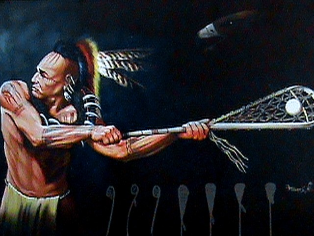 Tamahuma and the Iroquois