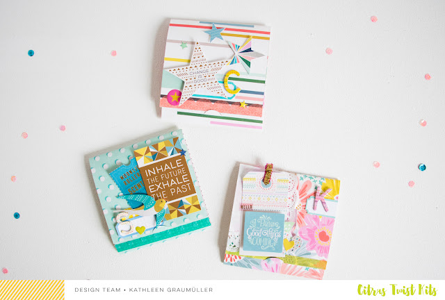 Tuesday Tutorial with Kathleen | Custom Notebooks as Gifts