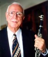 Clarinetista Mariano Frogioni entrevista con Luis Rossi para clariperu