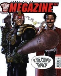 Judge Dredd Megazine (Vol.5)