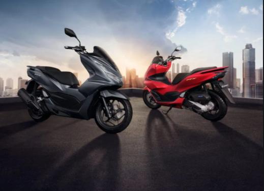 Edisi Ngoprek Tema All New Honda PCX160