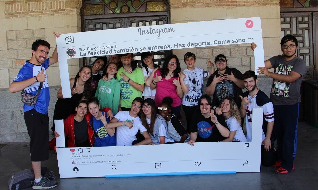 Premio Nacional para el proyecto Galiana Presenta Escuela Activa y Saludable