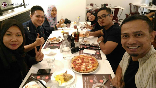 Blogger, Motorino pizza, sky avenue, resorts world genting,