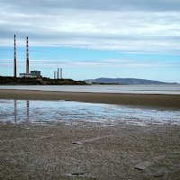 Pictures of Dublin: Sandymount Strand